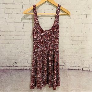 American Eagle Floral Sundress - XS